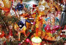 vintage christmas / by Barbara Wejr