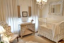 Nurseries / Luxe Nursery design for the next generation