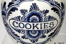 Cookie Jars / by Karen Heverley