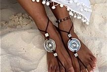 barefoot sandals and other foot jewelry