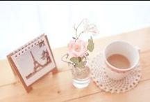 Tea Time / by Susan Sullivan Hartley
