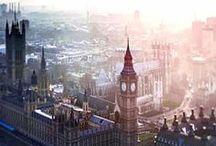 London / by Briana Morgan