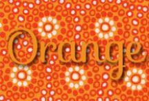 Color Inspiration | Orange / by Shabby Fabrics