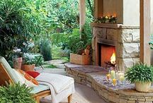 Garden/Outdoor Spaces / wishful thinking for the yard/garden