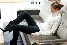 Fall/Winter Styles / things I love for cooler climates