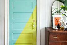 color inspiration // citron.