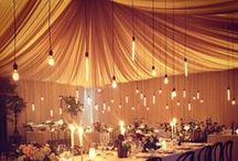 Draping & Ceiling Decor