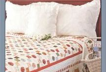 Quilts | Intermediate / by Shabby Fabrics