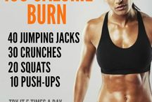 Fitness/Workouts / Workouts for home