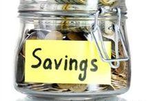 Save Money / by Briana Morgan