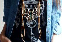 Leather jewelry II