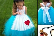 Everything Alice / Alice in Wonderland inspired ifts, makes and party ideas (Maisies 4th Birthday) / by Kellie Mairs