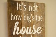 Home Decor / Everything Home...decoration, furniture, accessories etc.