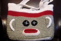 Rainbow Sock Monkey Yeah! / Sock Monkey crafts, products, etc. / by Navy Wifey Peters   USS Crafty