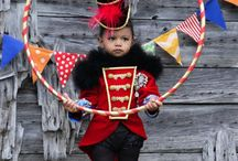 circus party / by Kellie Mairs