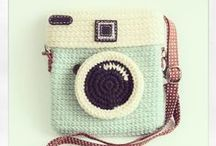 Crochet Corner: Purses / crochet purses, bags, and totes... / by Navy Wifey Peters   USS Crafty