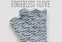 Crochet Corner: Mittens / crochet mittens and gloves / by Navy Wifey Peters   USS Crafty