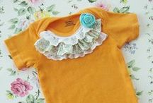 Sew Pinspirational: Baby / sewing for baby / by Navy Wifey Peters   USS Crafty