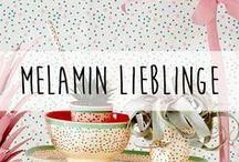 Melamin Lieblinge ♥️ / Melamin ist ein sehr robustes Material und dadurch vielseitig verwendbar. Egal ob in der Küche, zum Picknick oder beim Kindergeburtstag. Mit Melamin liegst du immer richtig.