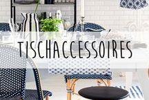 Tischaccessoires ♥️ / Wieso nicht das Nützliche mit dem Schönen verbinden? Unsere Tischaccessoirs verleihen jeden gedeckten Tisch in tolles Wohlfühlambiente.