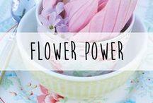 Flower Power ♥️ / Blümchen-Fans aufgepasst! Die wunderbaren Blümchen-Muster verzaubern dein Zuhause in eine bunte und frische Wohlfühloase.