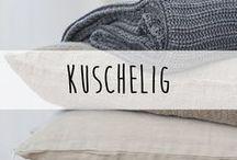 Kuschelig und gemütlich ♥️ / Mit kuschelig weichen Decken und Quilts lassen sich viele gemütliche Stunden im Kreise deiner Lieben verbringen.