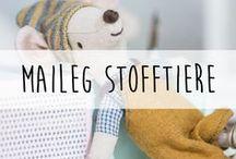 Maileg - Stofftiere ♥️ / Die Stofftiere von Maileg sind einfach nur zum Knutschen. Vom Pirat über kleine und große Hasen bis hin zur Ballarinamaus ist alles mit dabei. Da freut sich jedes Kind.