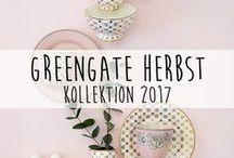 Greengate Herbst/Winter 2017 ♥️ / Juhuu, die wunderbare neue Greengate Herbst- / Winterkollektion 2017 ist da