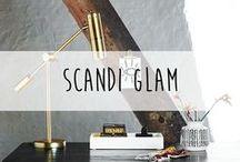 Scandi Glam ♥️ / Scandiglam