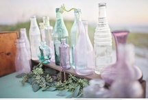 Bottles + Trinkets / by Elizabeth Anne Designs