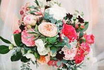 Bouquets / wedding bouquet ideas and inspiration from some of our favorite floral designers / by Elizabeth Anne Designs