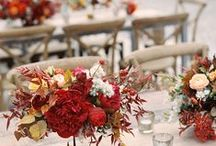 Fall Wedding Inspiration / by Elizabeth Anne Designs