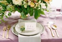 For the Table / by Elizabeth Anne Designs