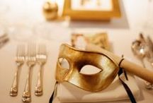 Gold Weddings / gold, sparkly party and wedding inspiration / by Elizabeth Anne Designs