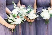 Purple Weddings / by Elizabeth Anne Designs