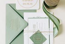 Green Weddings / by Elizabeth Anne Designs