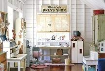 craft room inspiration / by Marisa Blakley