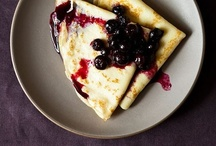 Pancakes, Donuts, and Other Breakfasty Things / by Donna Zuckerberg