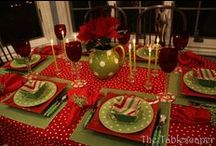 Christmas  / Christmas things / by Tricia Scheuermann