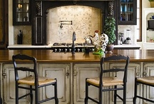 Dream Kitchens / by Tricia Scheuermann