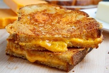 mac and cheese, grilled cheese, and other gloriously cheesy things / or, 1001 reasons not to be vegan. / by Donna Zuckerberg