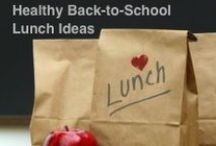 Lunch / Tasty and fast lunch ideas! / by The Better Mom