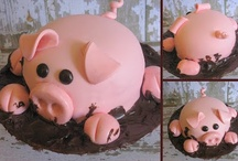 CAKE / amazing cakes and cupcakes / by Julie McBee
