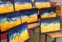 Classroom - Art Lessons / Art lessons to use in the elementary or middle school classroom