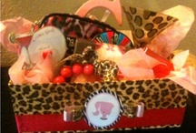 Gift Basket Ideas / by Tricia Scheuermann