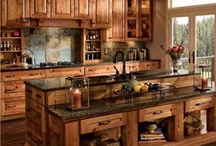 Kitchen Ideas / Wouldn't it be nice !
