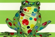 ~i <3 Frogs~ / by Alyson Whitis