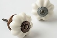 knobs and handles / by Cathi Matthews