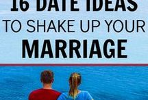 Keep Dating your Spouse / Date ideas for married couples
