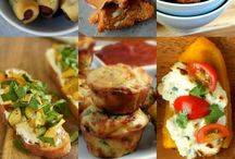 Food - Little Bites and Appetizers